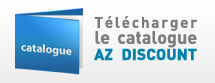 Télécharger le catalogue AZ DISCOUNT